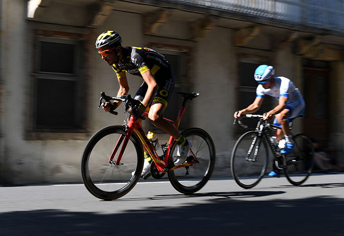 Quillan Cycling Crit Race