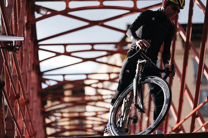 Campagnolo Moots Vamoots RSL Titanium road bike Sportful Fiandre
